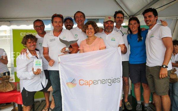 """Photographie de l'équipe """"Capenergies"""""""